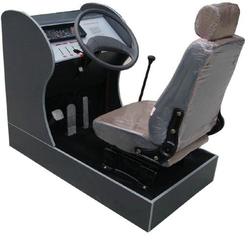 简易汽车驾驶模拟器