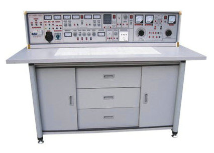 通用电工.电子.电拖(带直流电机)实验实训考核装置