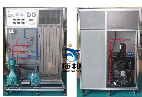 可视化制冷性能测试培训装置