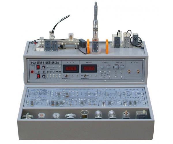 检测与转换(传感器)技术实验台(17种传感器)