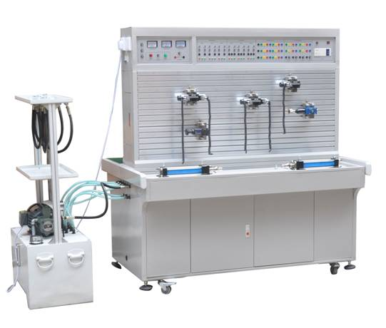 液压与气压传动PLC控制综合实训装置(工业型)