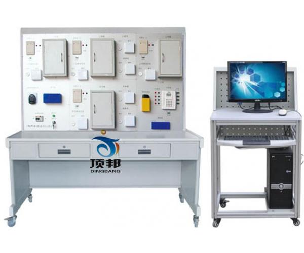 在线及离线巡更系统实验实训装置